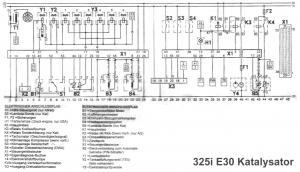 Suche Stromlaufplan (325) wegen Stromproblem der Kraftstoffpumpe